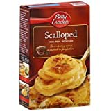 Betty Crocker Scalloped Potatoes 4.7 oz (Pack of 12)
