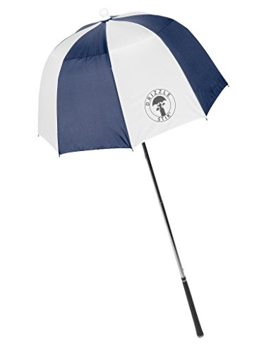 Drizzle Stick Golf Umbrella - Navy