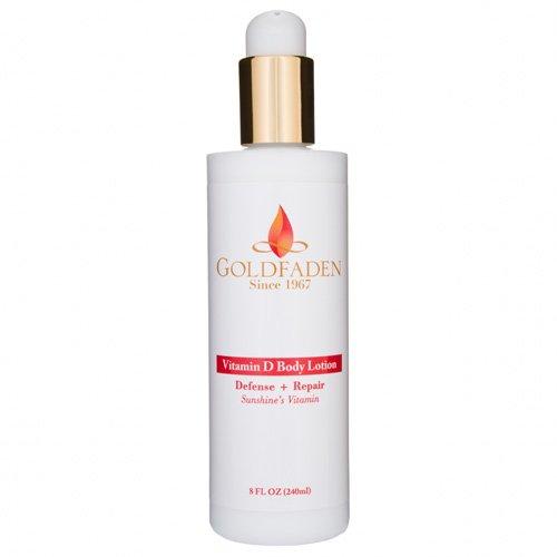 Goldfaden vitamine D Lotion pour le corps