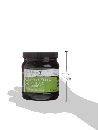 Nutriox Colágeno Marino Articular Sabor Naranja - 300 gr: Amazon.es: Salud y cuidado personal