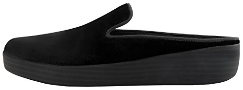 FitFlop Womens Superskate Slip-on Velvet Black clearance online fake official site sale online Manchester cheap price new arrival cheap sale low price fee shipping PgnihVhRe5