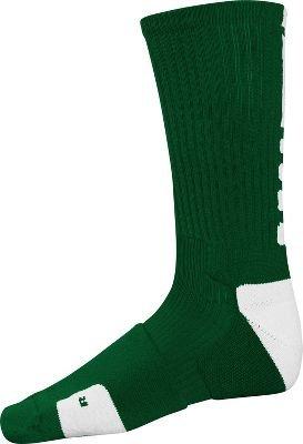 Nike Calzini Elite Basket Crew Gorge green/white/white
