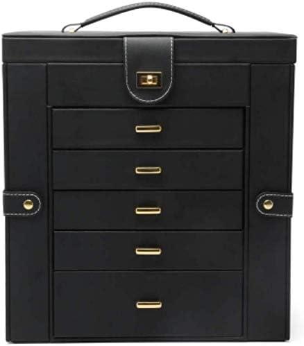 XWYSSH主催 ジュエリー収納ボックス大容量の宝石箱のホーム多層簡単な手作りのジュエリー収納ボックス XWYSSH
