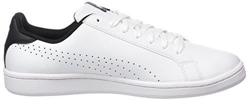 Weiß Erwachsene Sneaker Smash White Perf Black Unisex Puma UXqx5A5S