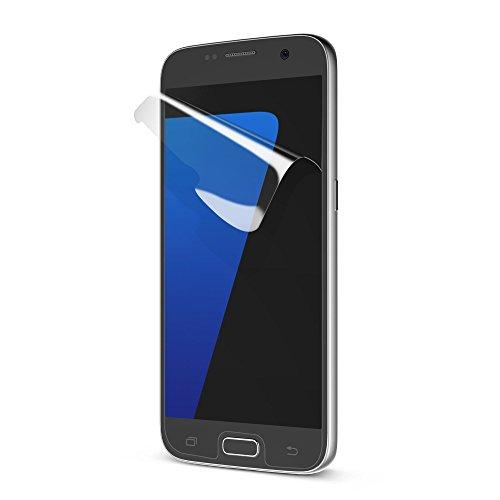 Iluv Screen Protector - iLuv Samsung Galaxy S 7 Clear Film Screen Protector - CLEAR