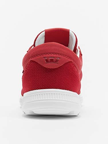 Top Run Red Supra Low Sneakers Hammer UxYxz