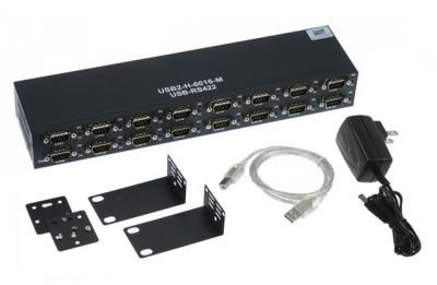 Hi-Speed USB to 16 Port Serial RS422 Industrial Adapter by EasySYNC Limited