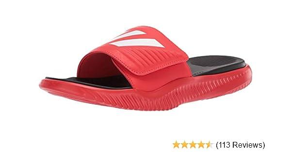 147f573f19b Amazon.com  adidas Men s Alphabounce Slide  Shoes