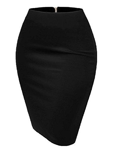 Buy below the knee pencil skirt dress - 7