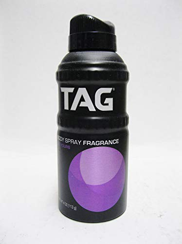 (Tag Body spray Get Yours 4oz Unique Scent Made in the USA)