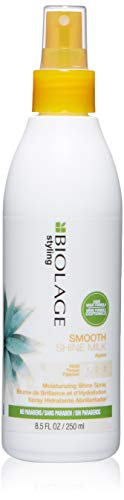 BIOLAGE Styling Smooth Shine Milk, 8.5 Fl Oz ()