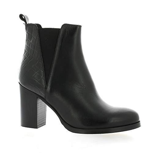 Pao Boots Noir Boots Cuir Noir Cuir Boots Pao Pao rZ1Tqr