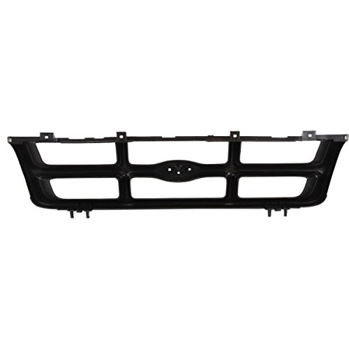 Diften 102-A5371-X01 - New Grille Assembly Silver Styleside Ford Ranger 94 93 1994 FO1200313 F37Z8200CA