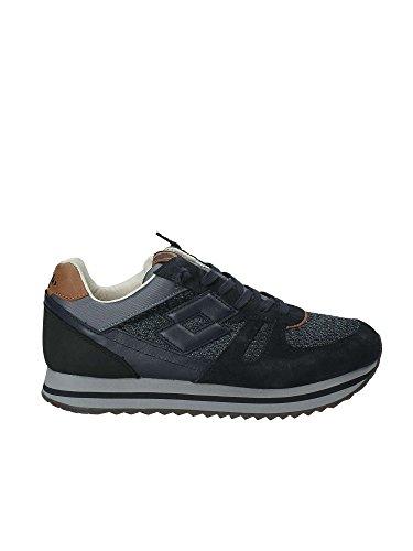 Lotto Leggenda T0830 Niedrige Sneakers Herren Blau
