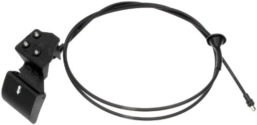 Lever Jeep - Dorman 912-079 Hood Release Cable