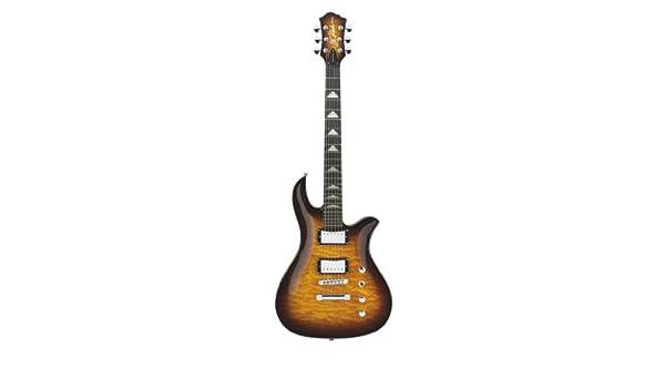 BC Rico Eagle Masterpeice Guitarra Eléctrica: Amazon.es: Instrumentos musicales