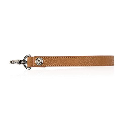 Thirty One Jewell Wristlet Strap in Caramel Charm Pebble - 8033 (Jewell Thirty Purse One By)