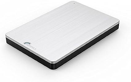 Sonnics 320GB Plata Disco duro externo portátil de Velocidad de ...