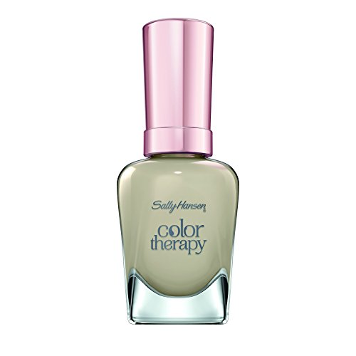 Sally Hansen Color Therapy Nail Polish, Make My Clay, 0.5 Fluid Ounce