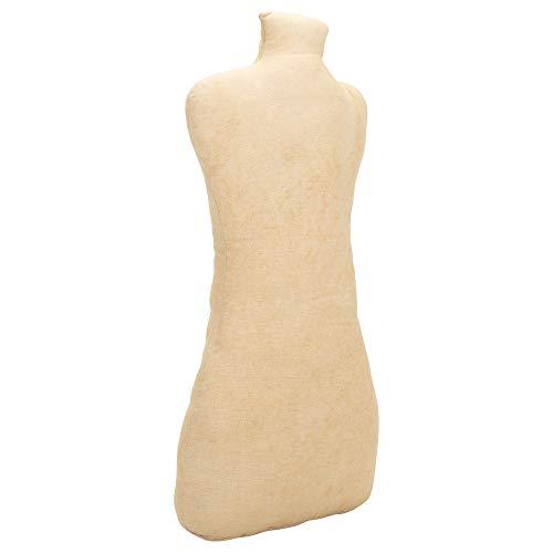 Honey In Me Mannequin Form Standing Cream 22 x 10 Vintage Cotton Blend Harvest Figurine ()