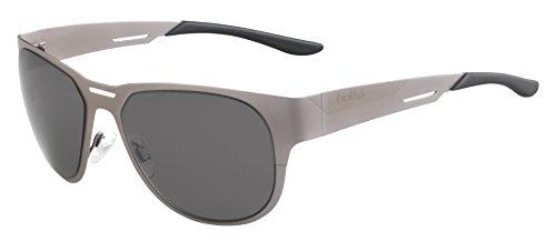 Bolle Perth Sunglasses Matte Grey, - Sunglasses Perth