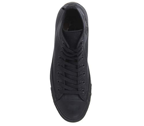 Hi Black Chuck CTAS Multicolore Mixte 001 Basses Brown Taylor Converse Noir Black Sneakers Adulte 1twcdcPgqS