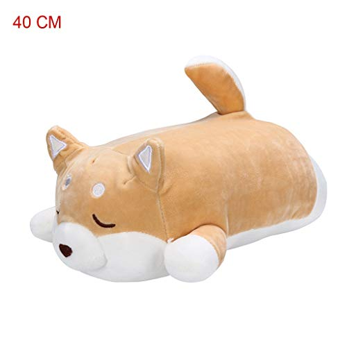 Gbell  Plush Stuffed Animals Girls,Anime Cartoon Doggo Plush Stuffed Soft Pillow Doll Cute Soft Toy Lovely Party Decoration Best Birthday Gift Kids Girls (B)
