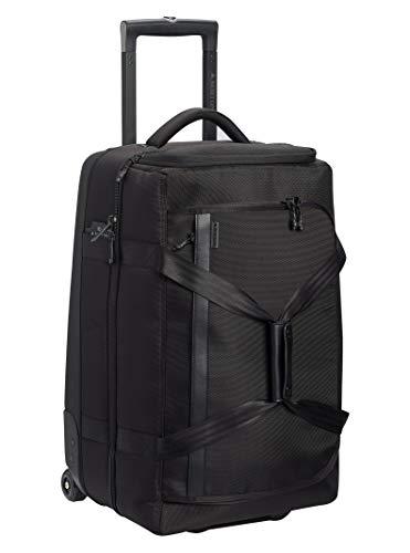 (Burton Wheelie Cargo 65L Travel Bag, True Black Ballistic SS19)