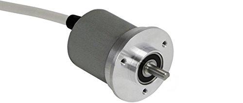 POSITAL IXARC UCD-IPT00-XXXXX-05MA-CAW Incremental Rotary Encoder