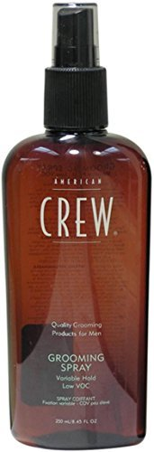 American Crew Grooming Spray for Men, Variable Hold, 8.4 oz (Pack of 3) ()