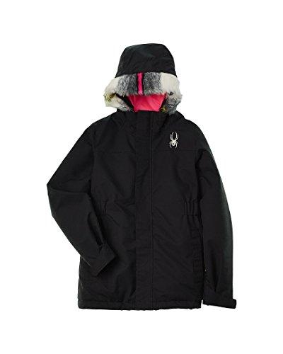 Usa Girls Black Down Jacket - 8