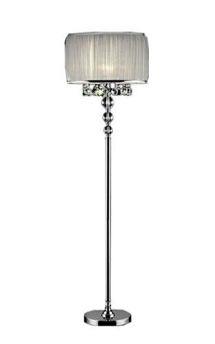 ORE International K-5139F Pure Essence Floor Lamp, 18