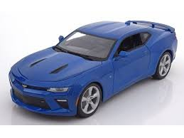 Edition Special Display (Maisto 1:18 Special Edition - 2016 Chevrolet Camaro Ss)