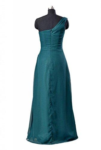 Daisyformals Une Robe En Mousseline De Soie Longue Robe De Demoiselle D'honneur En Mousseline De Soie Sangle De Partie (bm7872) # 20 Glace Rose