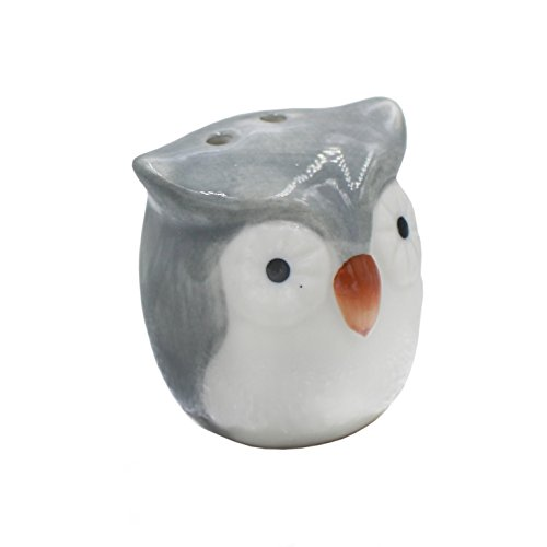 Cute owl salt and pepper shakers, 1