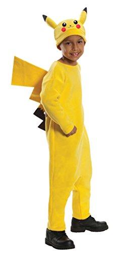 Pokemon Pikachu Deluxe Child Costume (Game Boy Costume)
