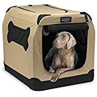 Petnation 614 Port-A-Crate Indoor and Outdoor Home for Pets, 36-Inch