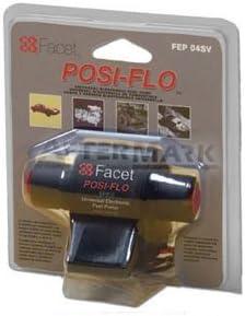 NEW 12V FACET POSI-FLO SOLID STATE FUEL PUMP KIT CARBURETED ENGINES FACET 60104
