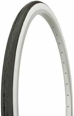 DURO 26 x 3.0 Beach Cruiser Bike Tires Black with white walls