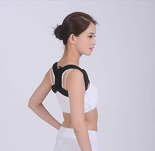 Posture Corrector for Women Men - YoYang Comfortable Posture Corrector Posture Brace Posture Support- Keep Posture Perfect to Prevent Kyphosis - Adjustable Upper Back Posture Corrector