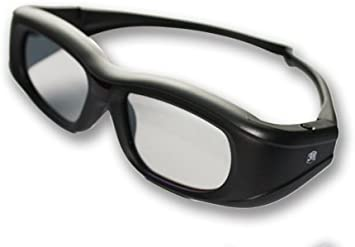 UNIVERSAL Gafas 3D con obturador para Sony, Panasonic, LG, Samsung ...