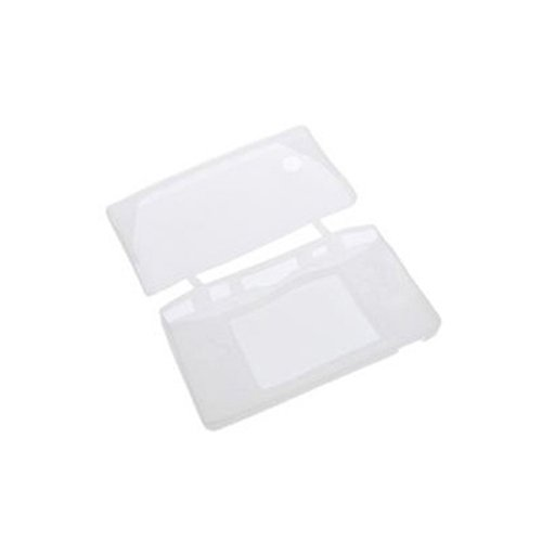 Generic Silicon Soft Case Skin Cover Pouch Sleeve Compatible for Nintendo DSi NDSi Color White