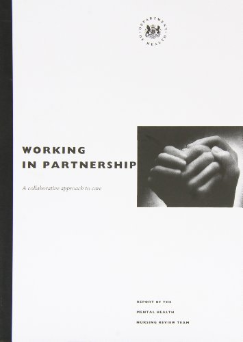 Working Partnership: A Collaborative Approach to Care