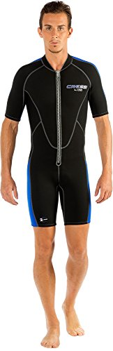 Cressi Lido Man 2mm, 4/L - Shorty Mens Shorts