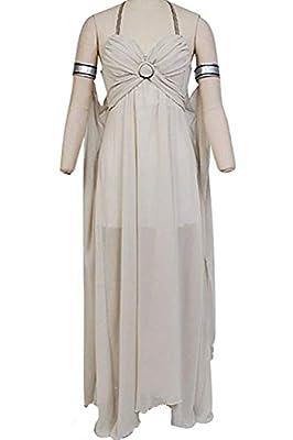 Cosplaybar GOT Daenerys Targaryen Dress Outfit Cosplay Costume
