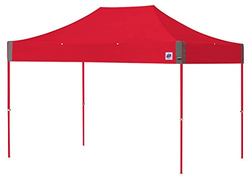 E-Z UP Speed Shelter Instant Shelter Canopy with Limeade Frame and Punch Top, 8′ x 12′ For Sale
