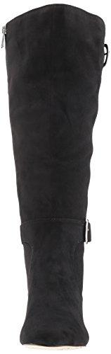Women's Suede Super Boot Vita Bella Black Toni Ii Plus Harness 1w54qS