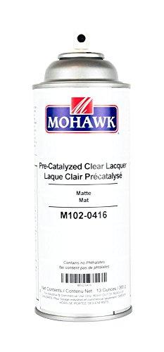 (Mohawk Pre-Catalyzed Clear Lacquer - Matte)