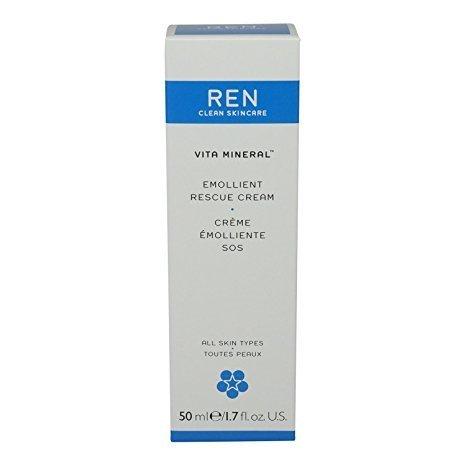 Ren Vita Mineral Emollient Rescue Cream (All Skin Types) 50Ml/1.7Oz