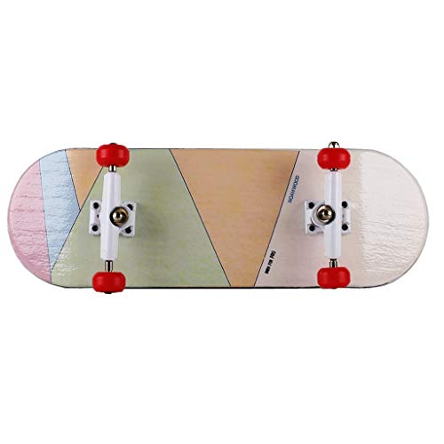 NOAHWOOD Wooden PRO Fingerboards (Deck,Truck,Wheel / a Set) (Born for PRO) by NOAHWOOD (Image #9)